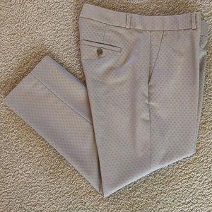 Banana Republic Hampton Crop Trousers